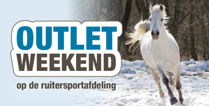 Ruitersport Outletweekend