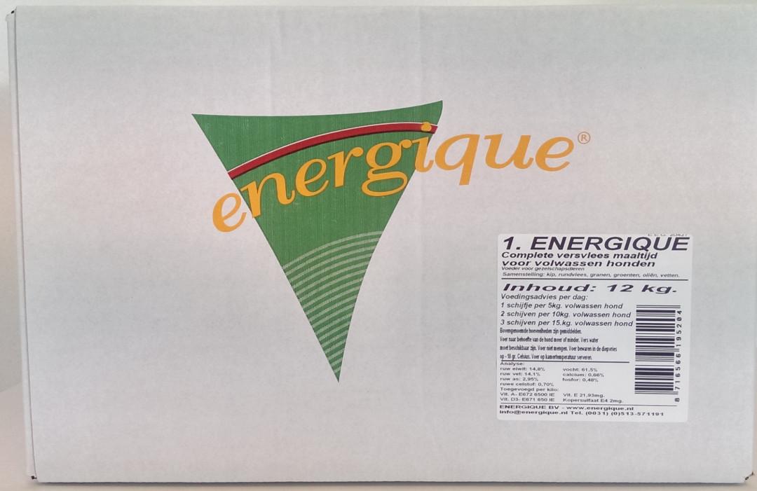 Energique hondenvoer Volwassen hond 1 <br> 12 kg