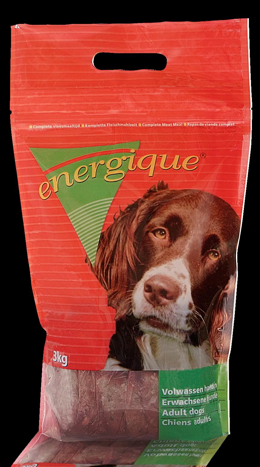 Energique hondenvoer Volwassen hond 1 <br>3 kg