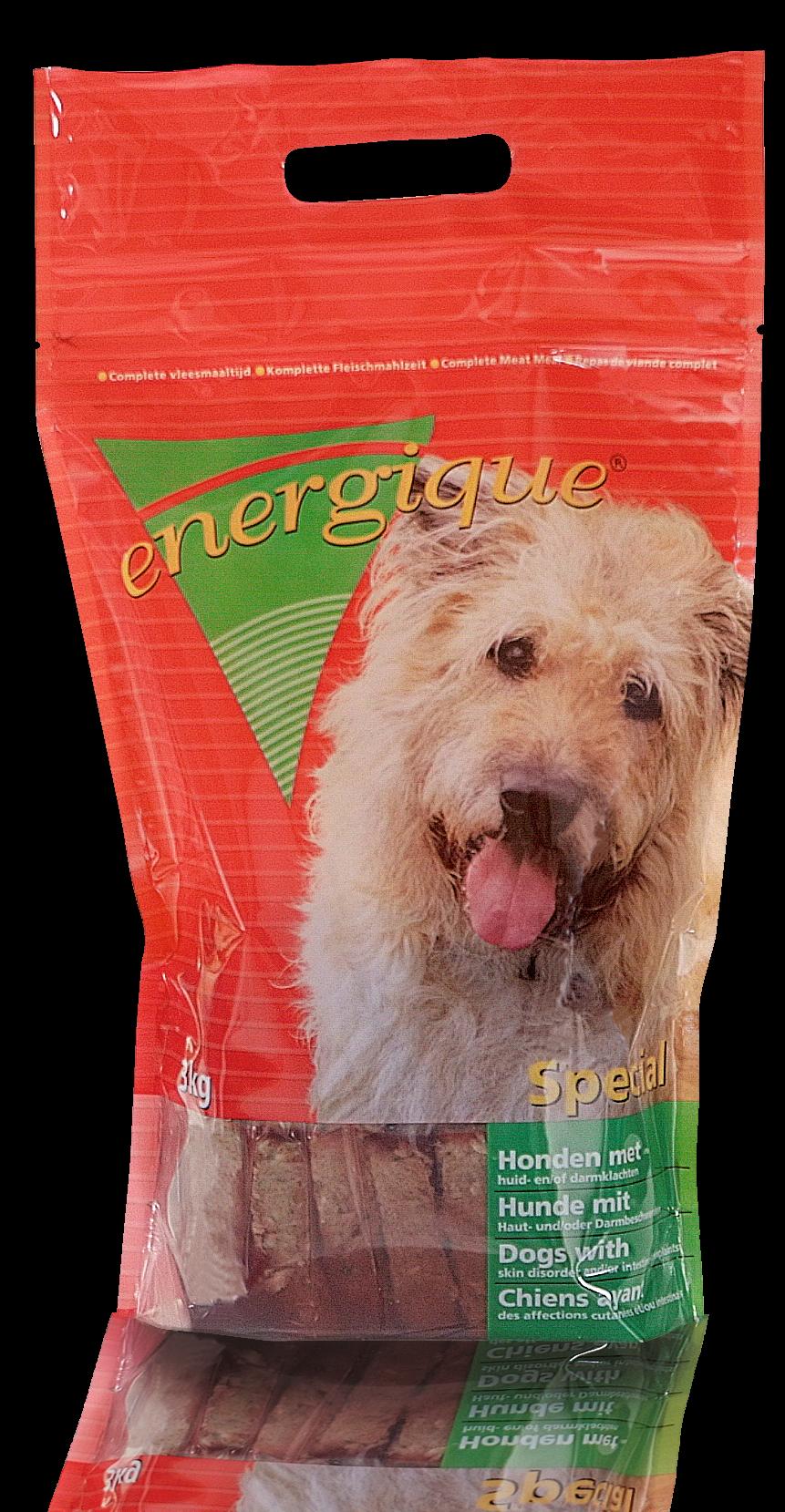 Energique hondenvoer Speciaal 4 - 3 kg
