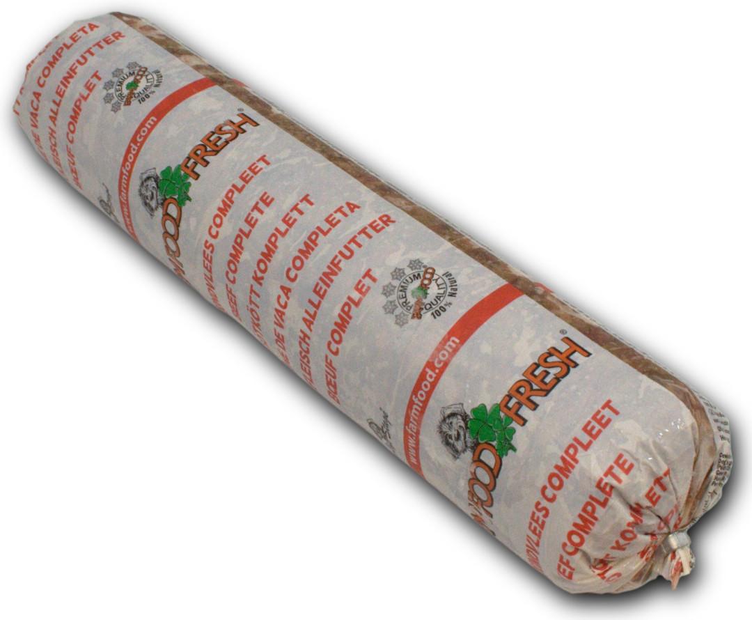 Farm Food Fresh hondenvoer rundvlees compleet 1,25 kg