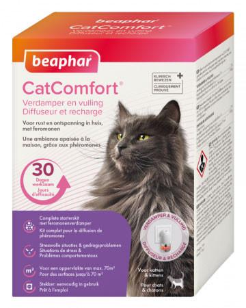 Beaphar CatComfort starterskit verdamper en vulling 48 ml