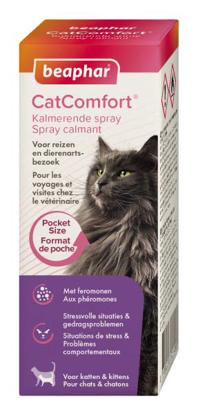 Beaphar CatComfort kalmerende spray 30 ml