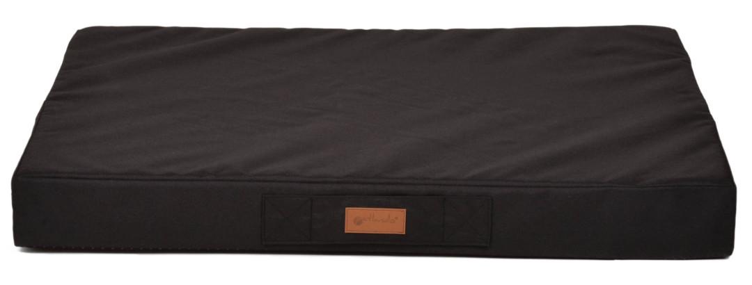 Petlando orthopedisch matras Merano Outdoor zwart