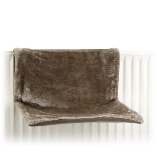 Beeztees radiatorhangmat Sleepy grijs