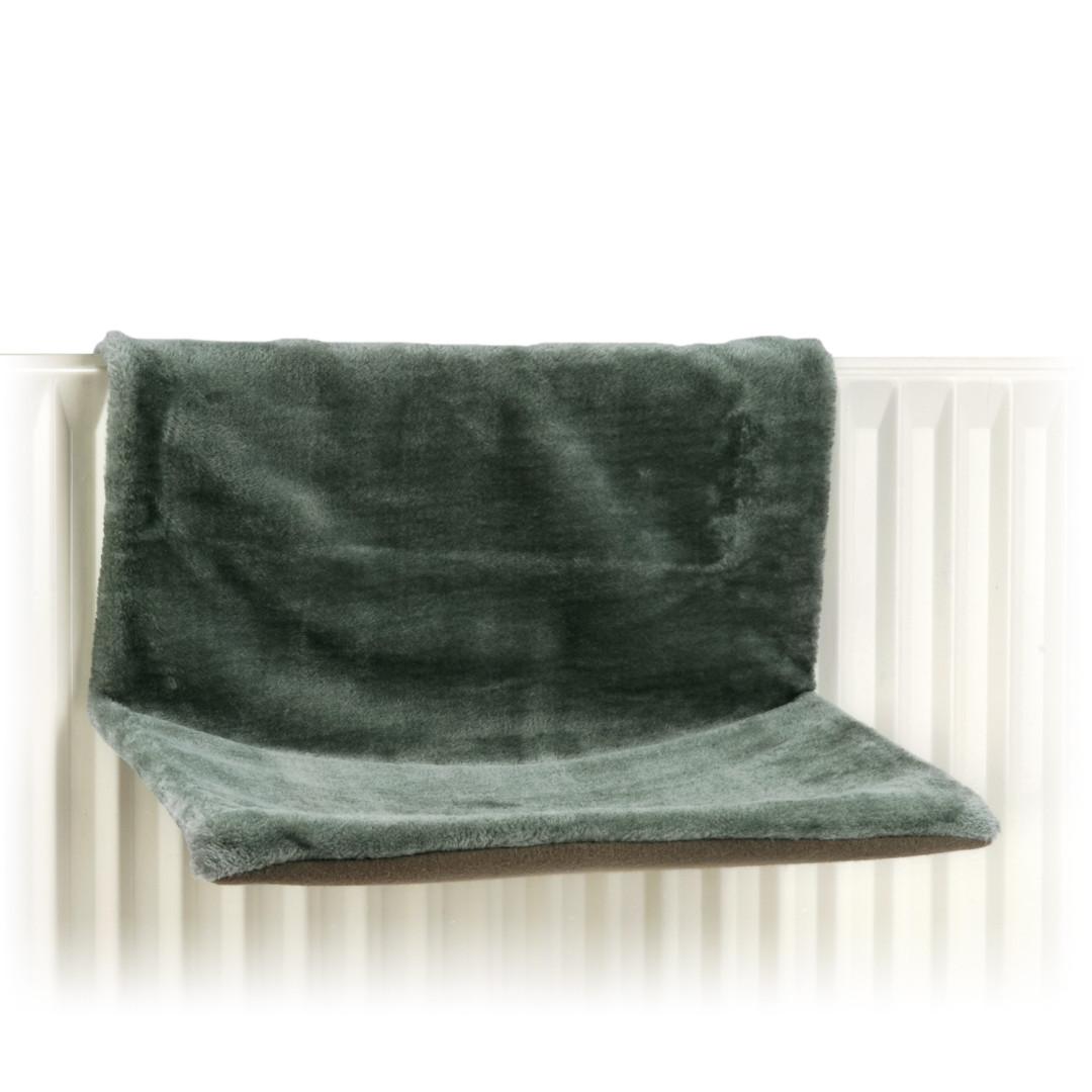 Beeztees radiatorhangmat Sleepy groen
