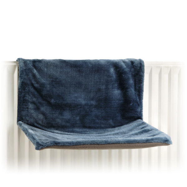 Beeztees radiatorhangmat Sleepy blauw