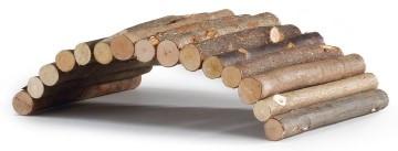 Beeztees forest wilgen loopbrug 28 cm