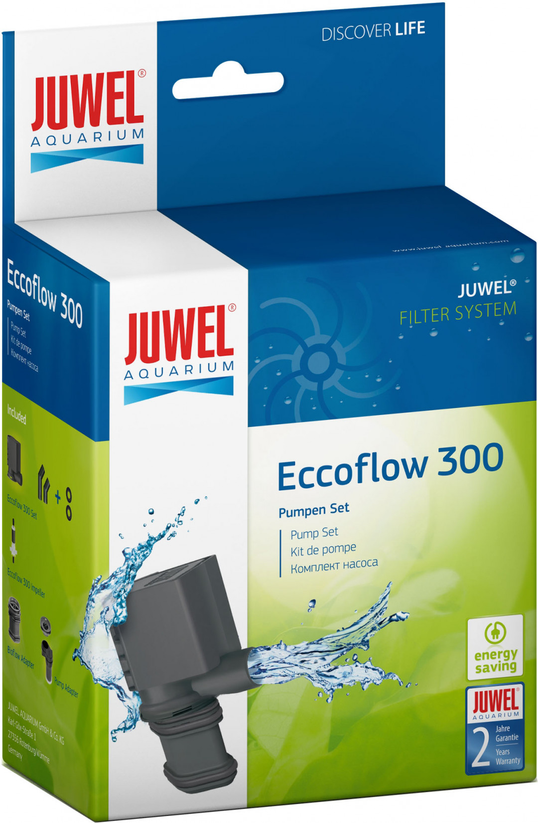 Juwel pomp Eccoflow 300