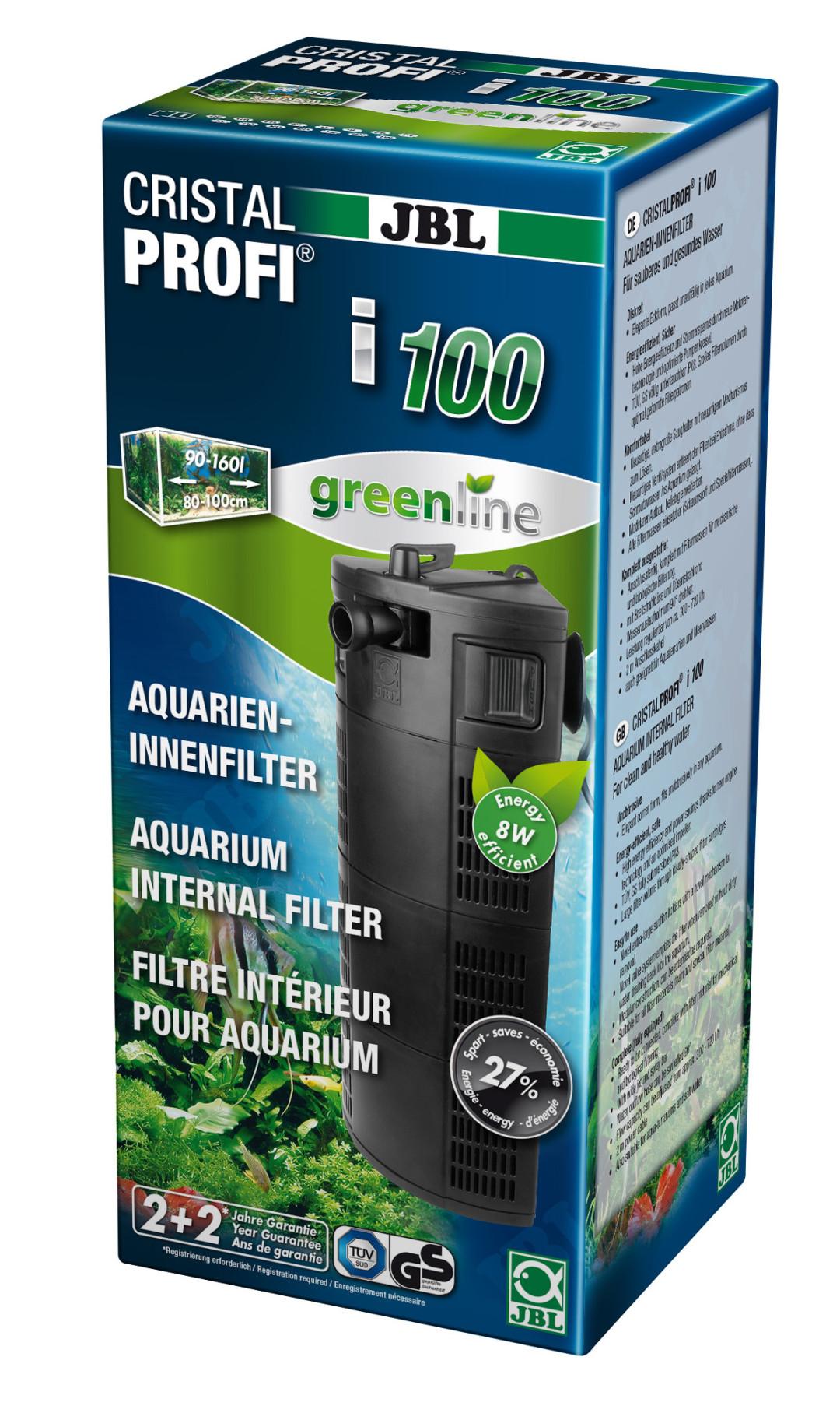 JBL binnenfilter CristalProfi i100 greenline