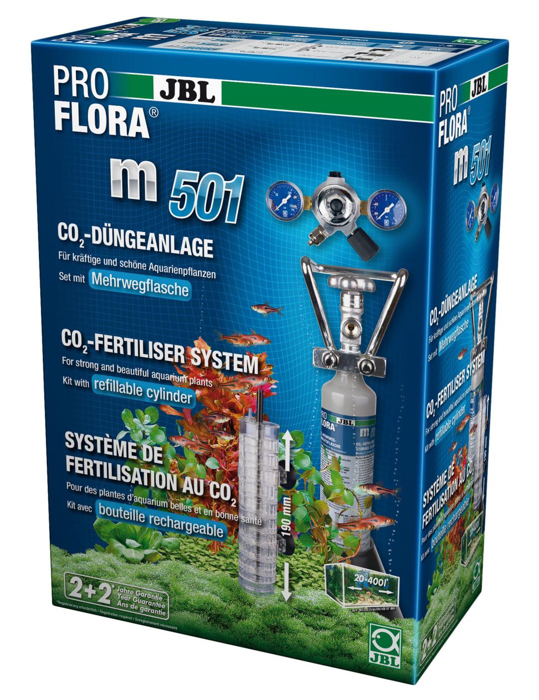 JBL CO2-set ProFlora m501+