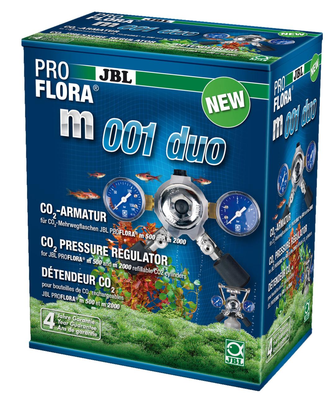 JBL armatuur ProFlora m001 duo