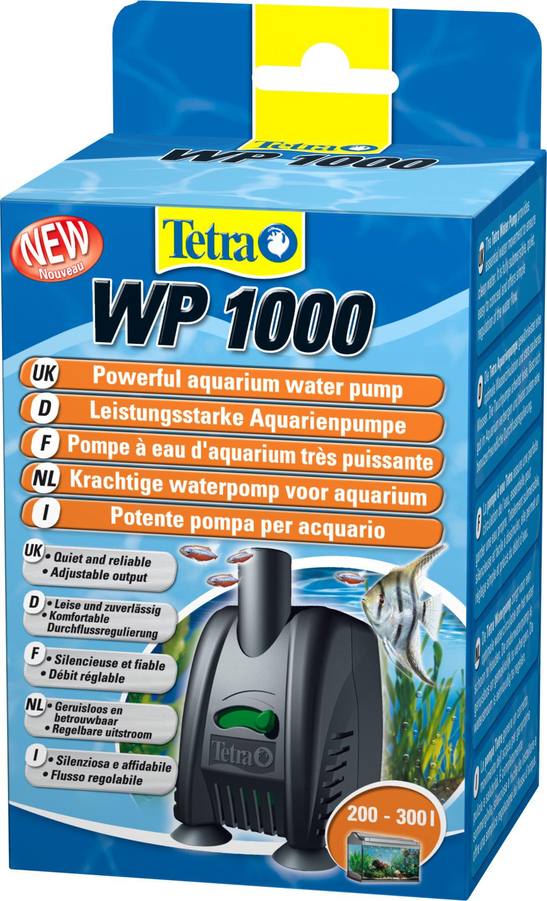 Tetra circulatiepomp Wp 1000