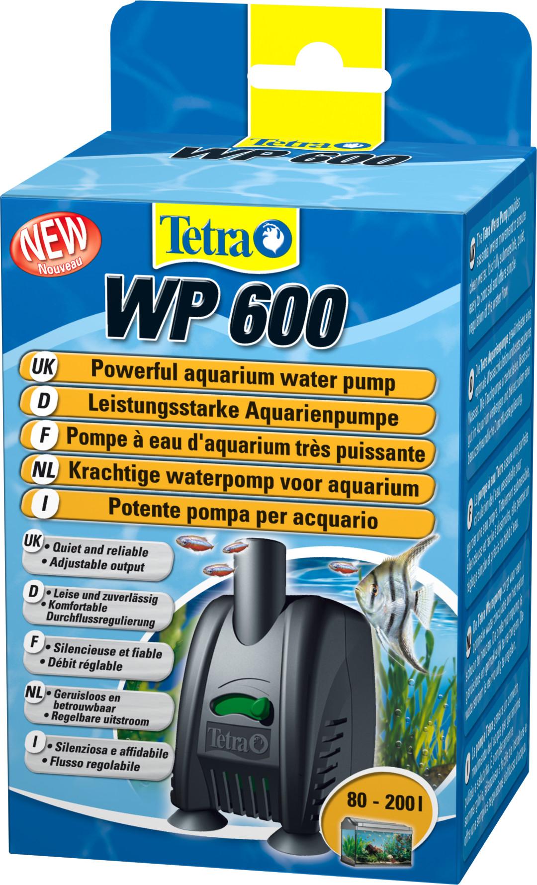 Tetra circulatiepomp Wp 600