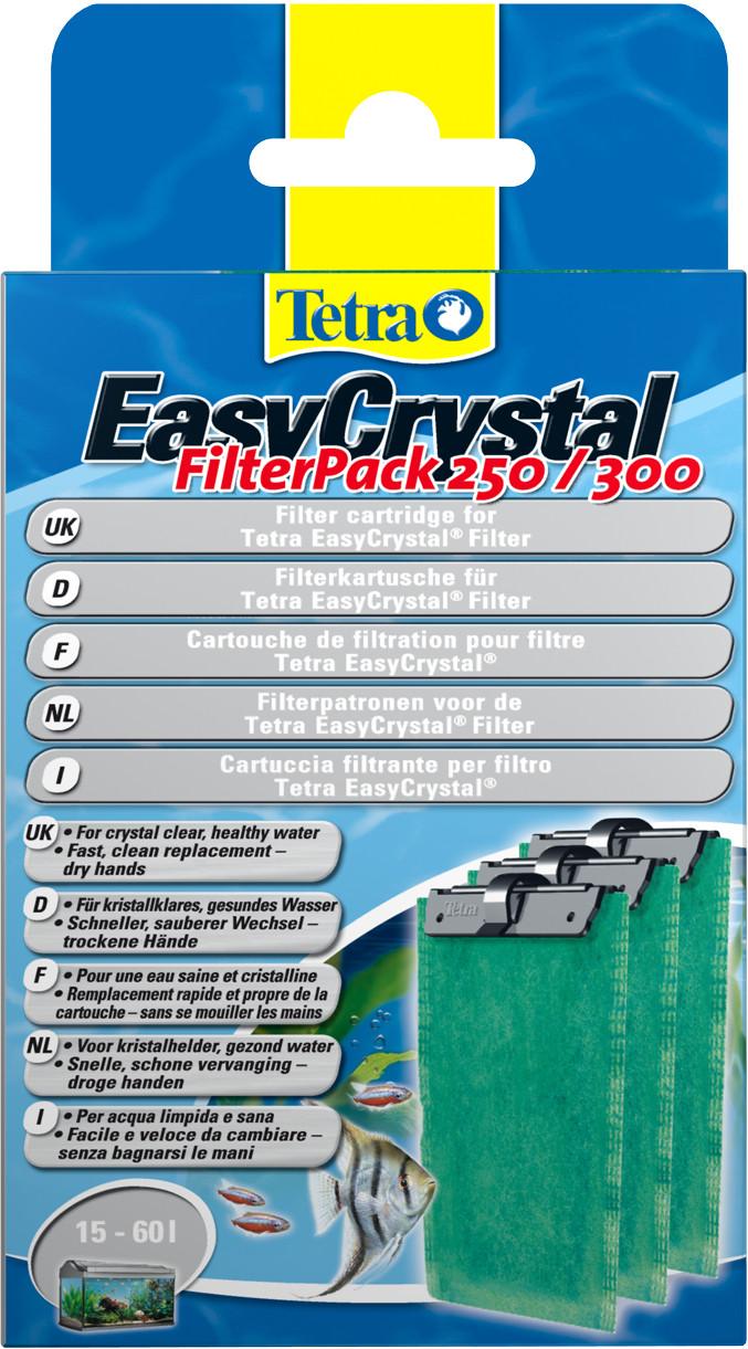 Tetra EasyCrystal filterpack 250/300 3 st