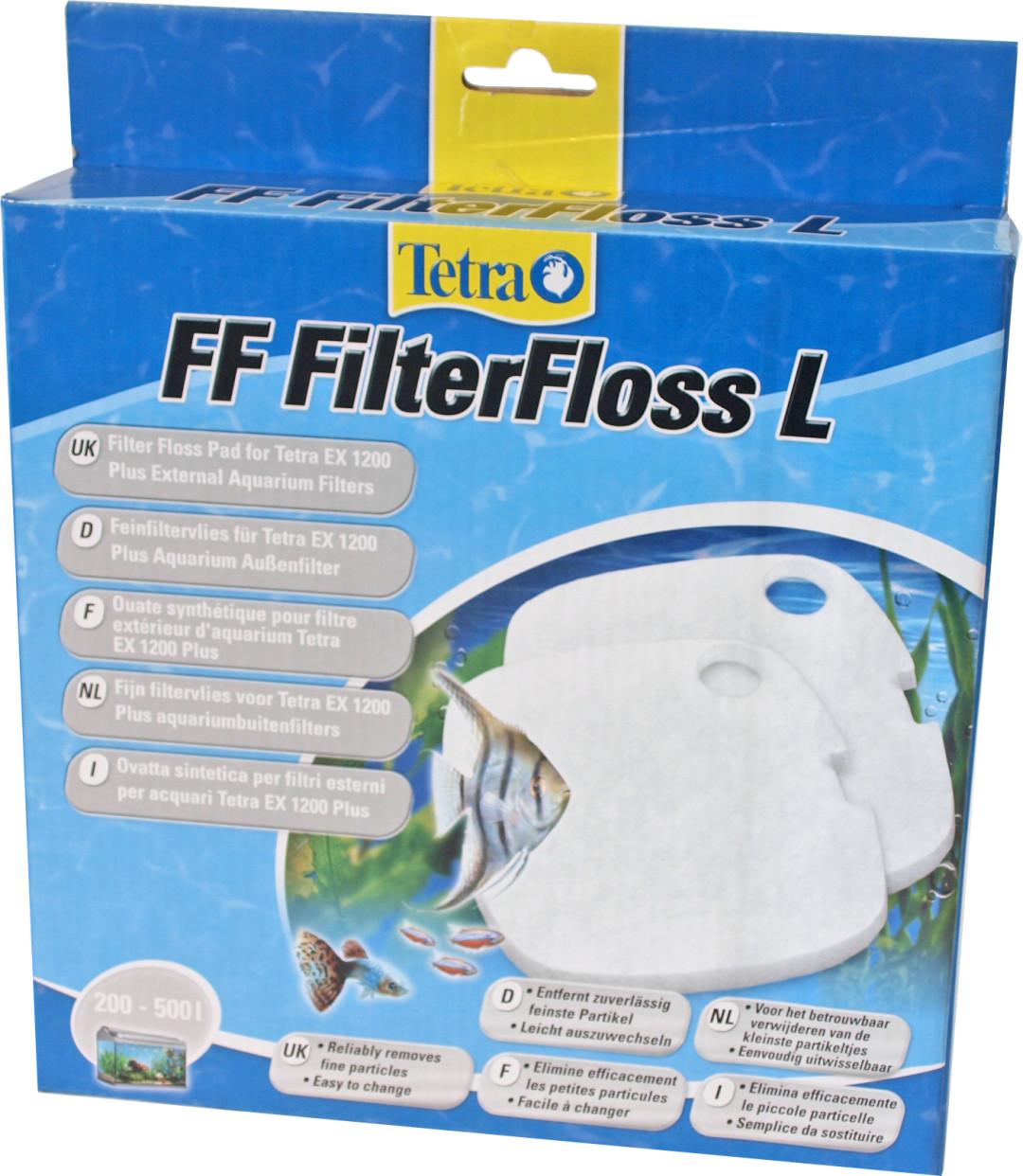 Tetra filterfloss L 2 st