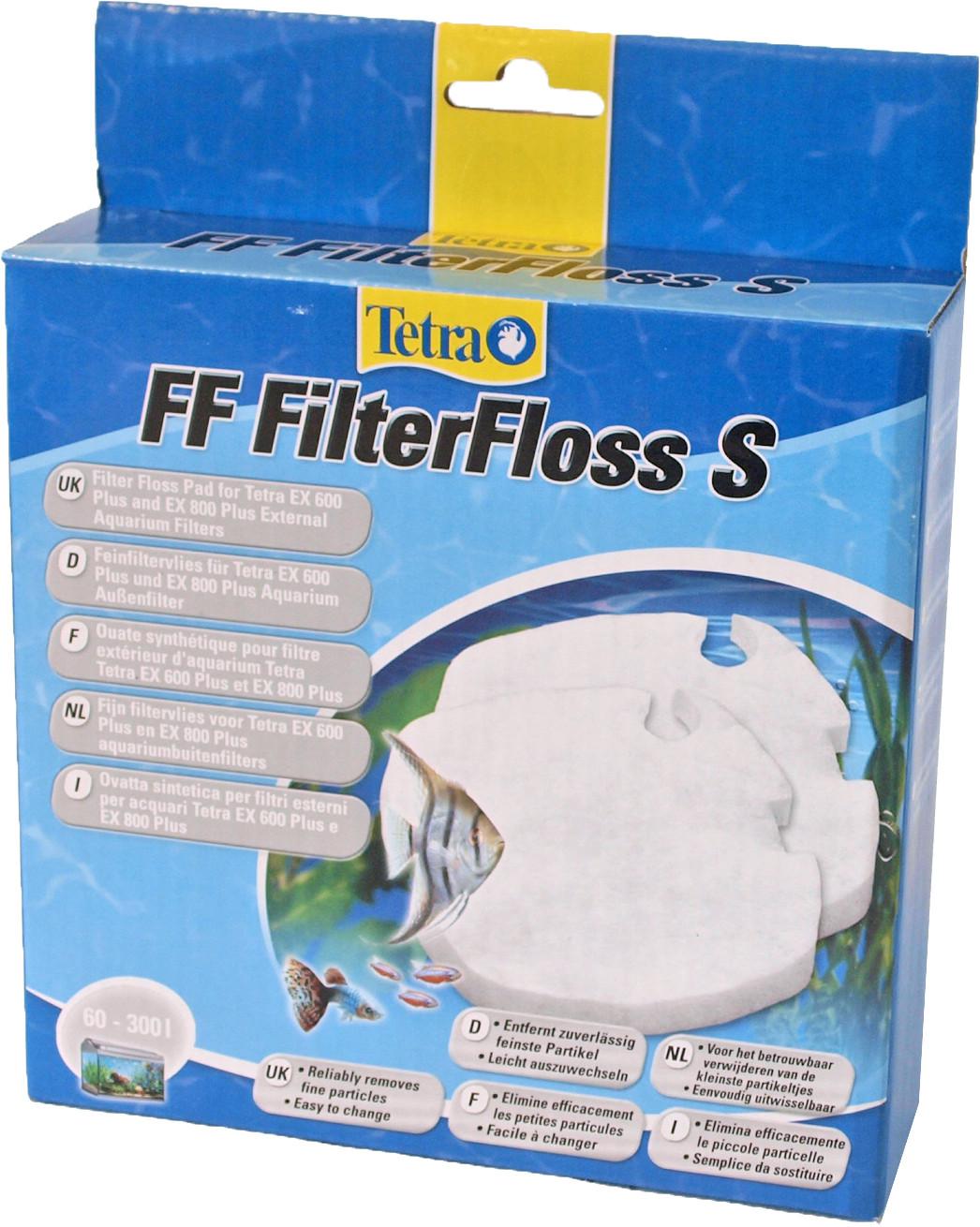 Tetra filterfloss S 2 st