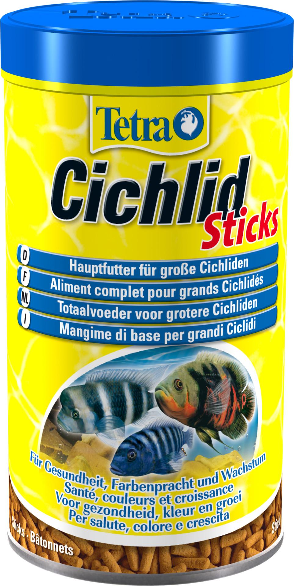 Tetra Cichlid sticks <br>500 ml