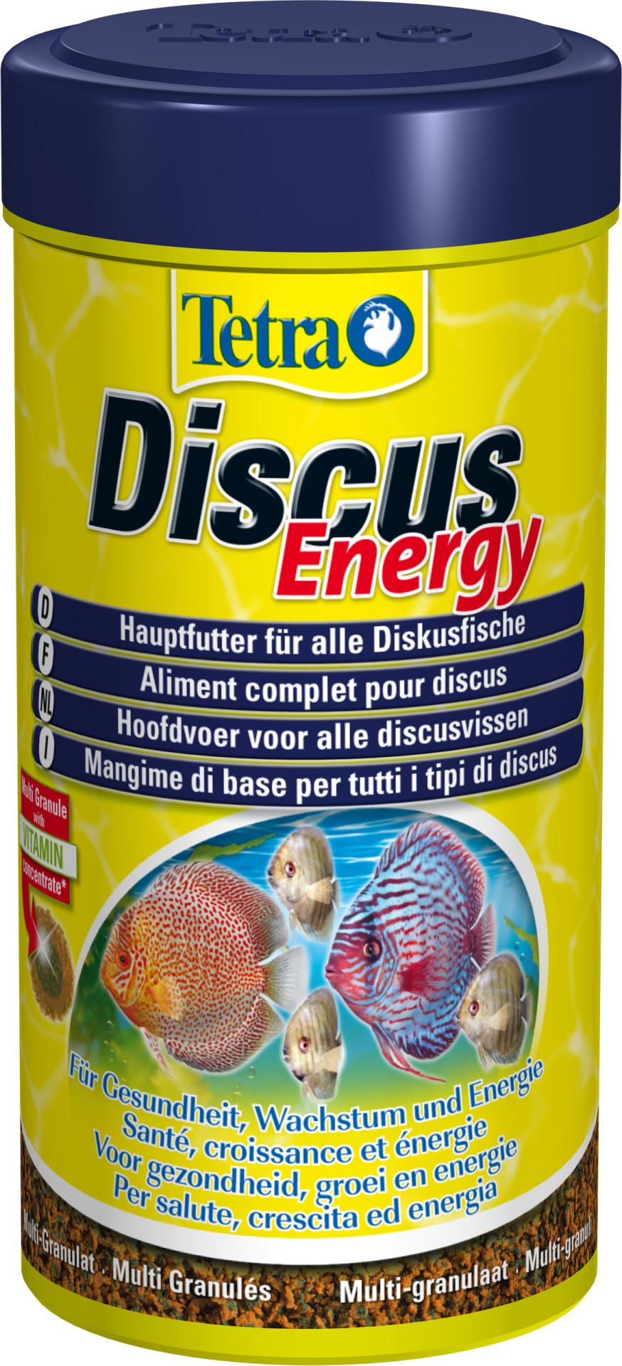 Tetra Discus Energy <br>250 ml
