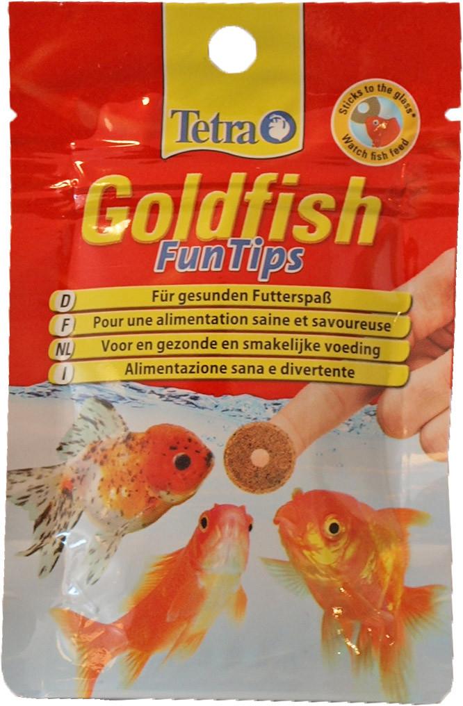 Tetra Goldfish Fun Tips 20 tabletten