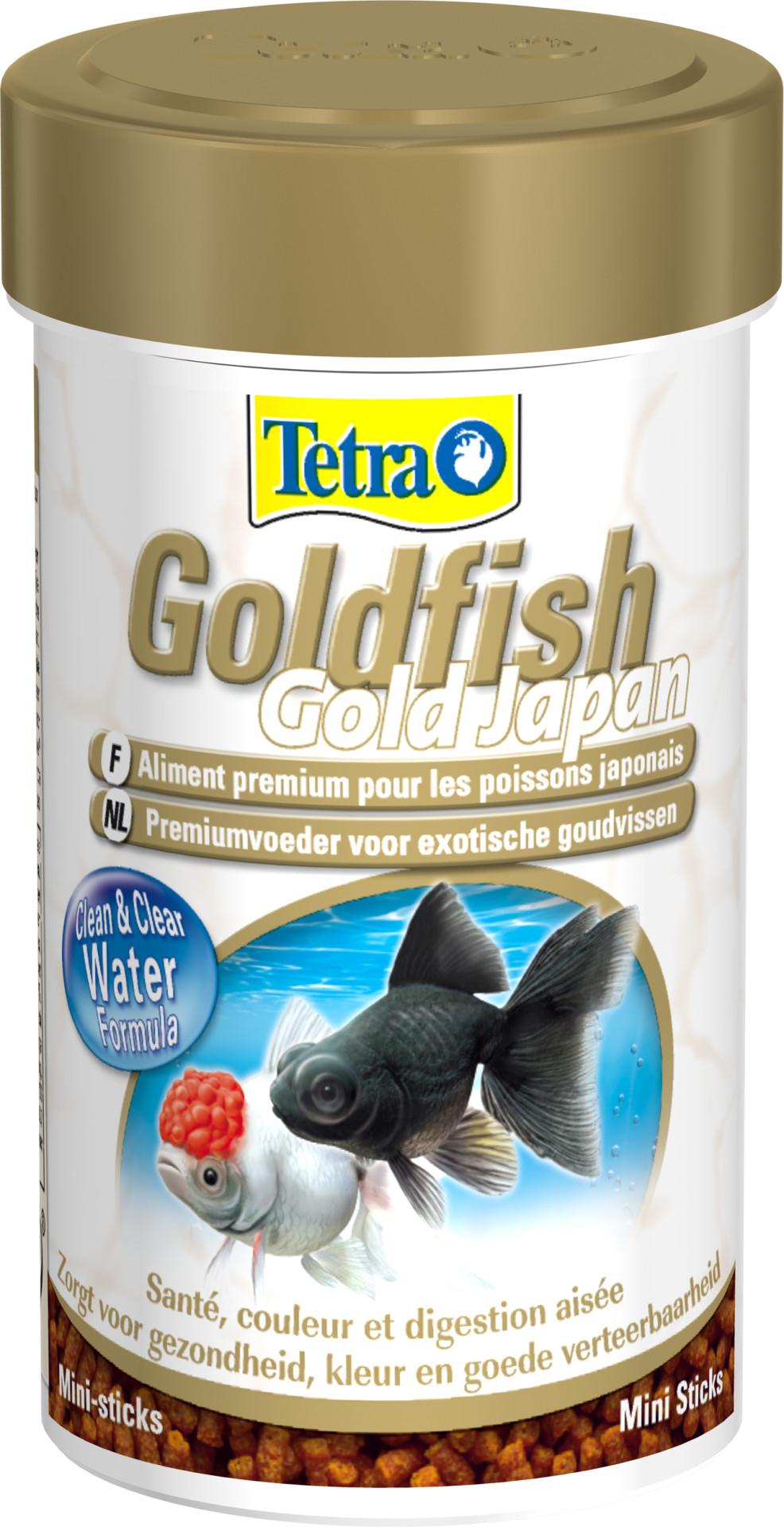 Tetra Goldfish Gold Japan 100 ml