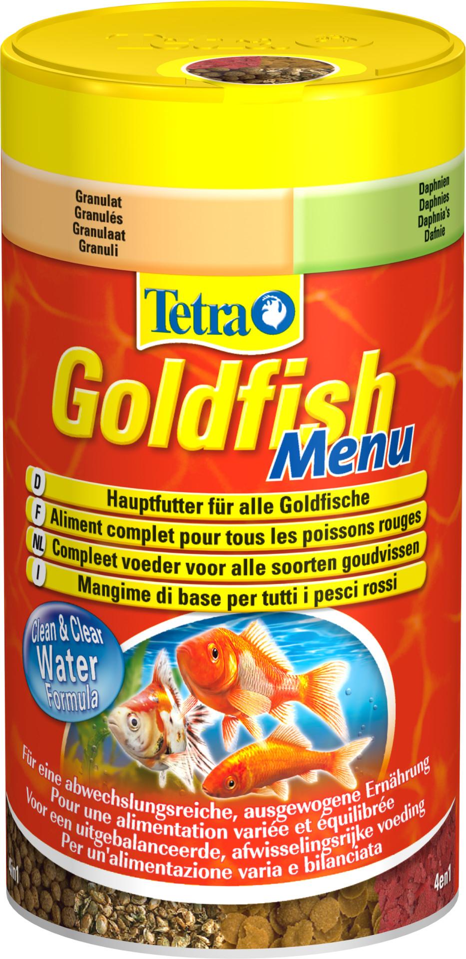 Tetra Goldfish menu 4in1 250 ml