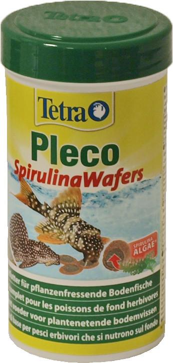 Tetra Pleco Spirulina wafers 250 ml