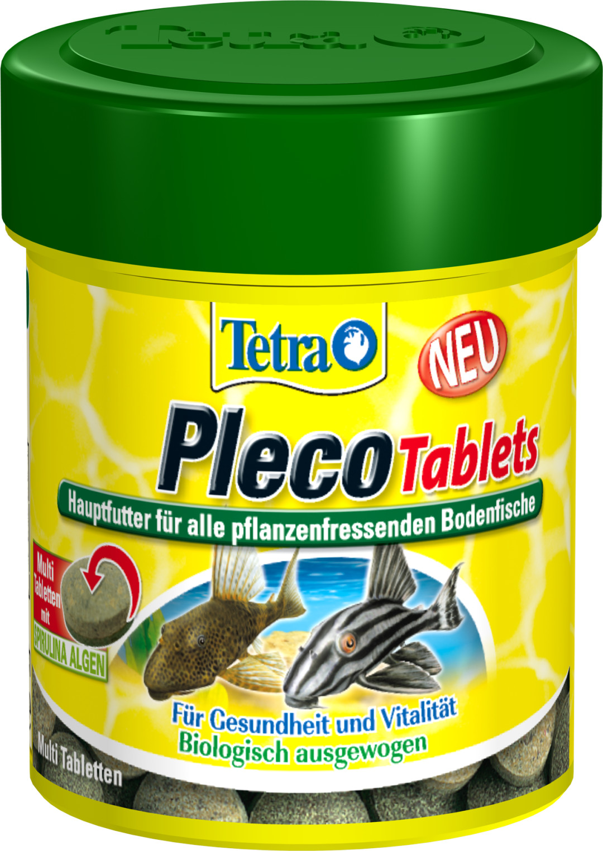 Tetra Pleco tablets <br>120 tabletten