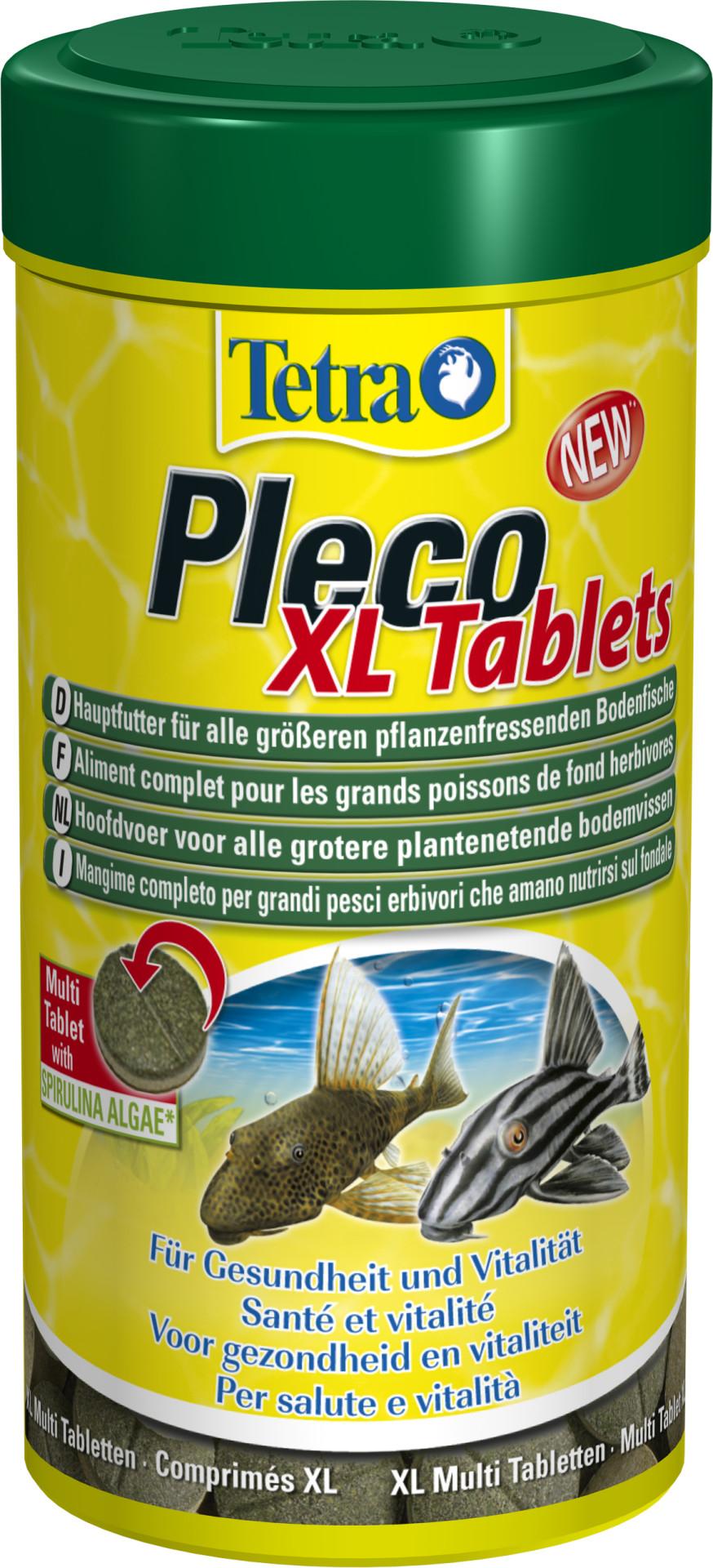 Tetra Pleco XL tablets 133 tabletten