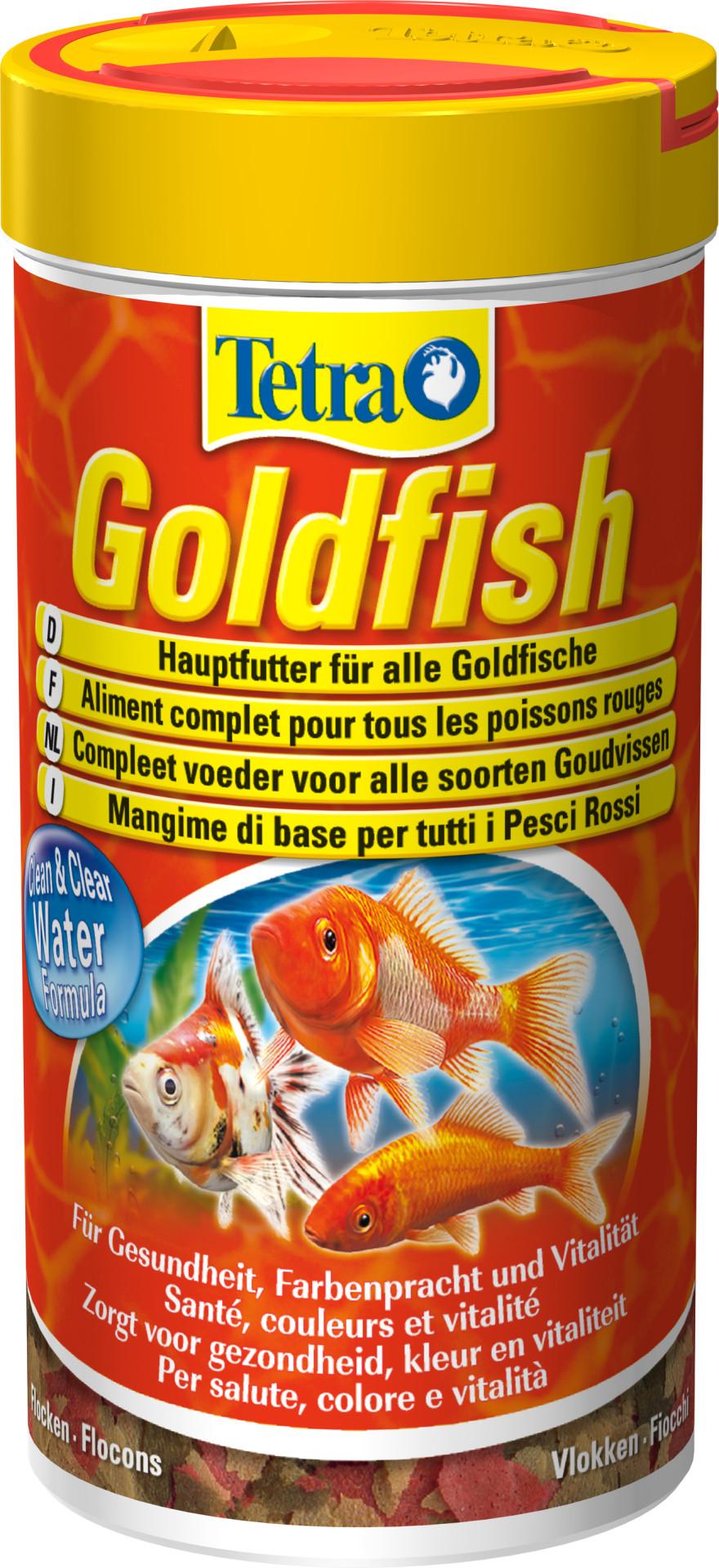 Tetra Goldfish <br>250 ml