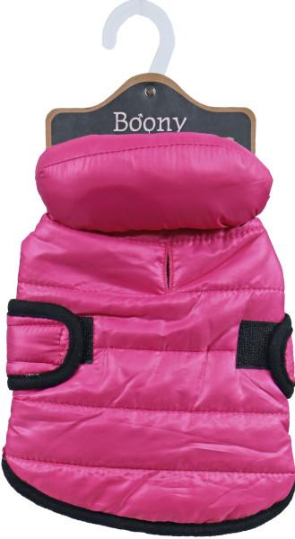 Boony EST. 1941 hondenjas quilted nylon roze