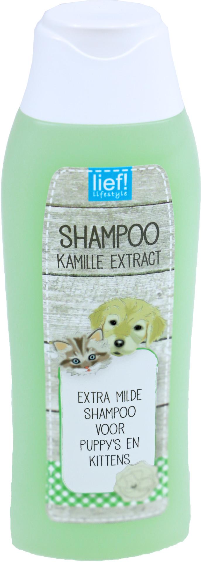 lief! lifestyle shampoo Puppy en Kitten 300 ml