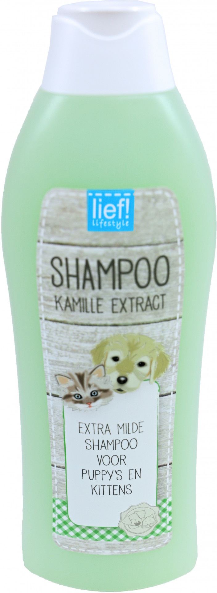 lief! lifestyle shampoo Puppy en Kitten 750 ml