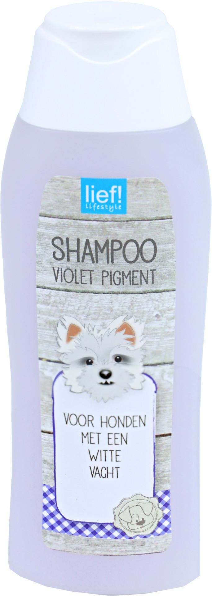 lief! lifestyle shampoo Witte Vacht 300 ml
