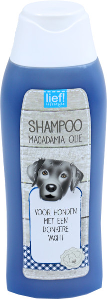 lief! lifestyle shampoo Donkere Vacht 300 ml