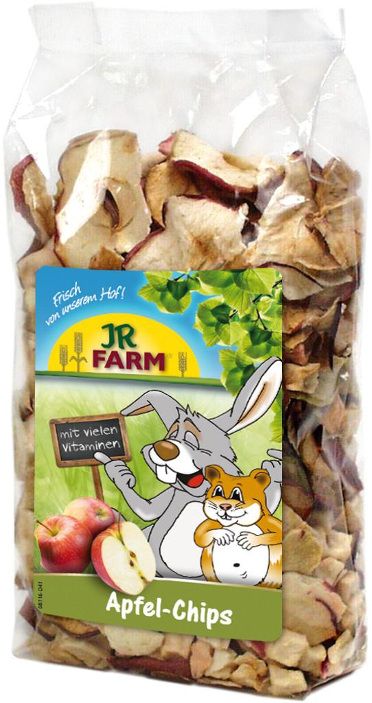 JR Farm appelchips <br>80 gr