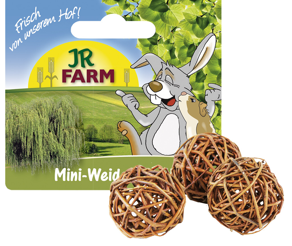 JR Farm mini wilgenbal 20 gr 3 st