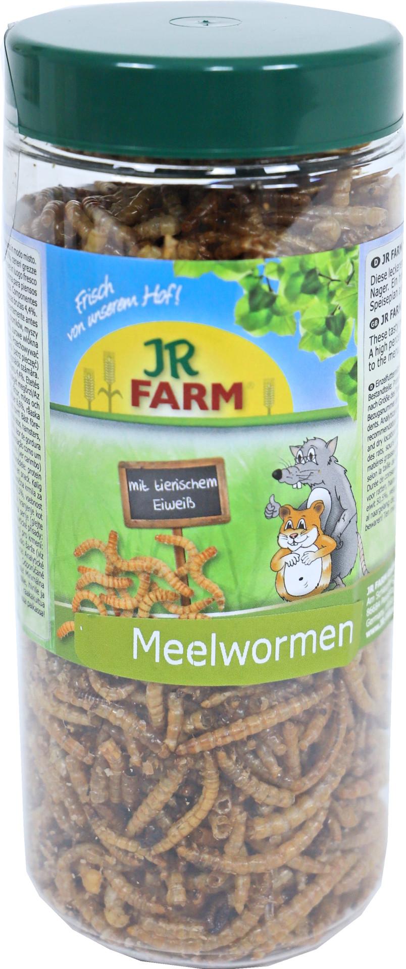 JR Farm meelwormen 70 gr