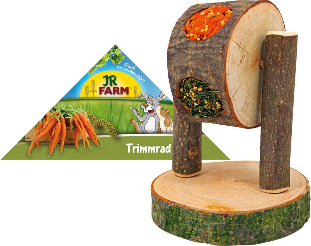 JR Farm speelwiel met snacks 200 gr