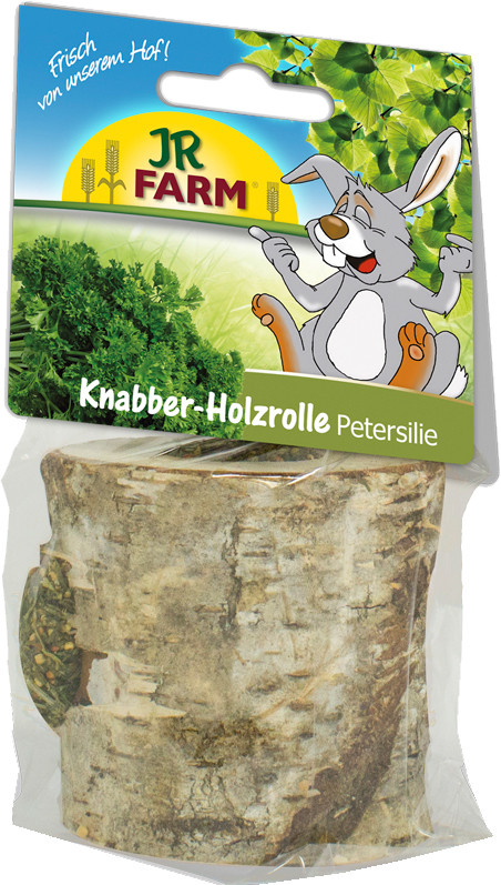 JR Farm knaagrol hout met peterselie 100 gr
