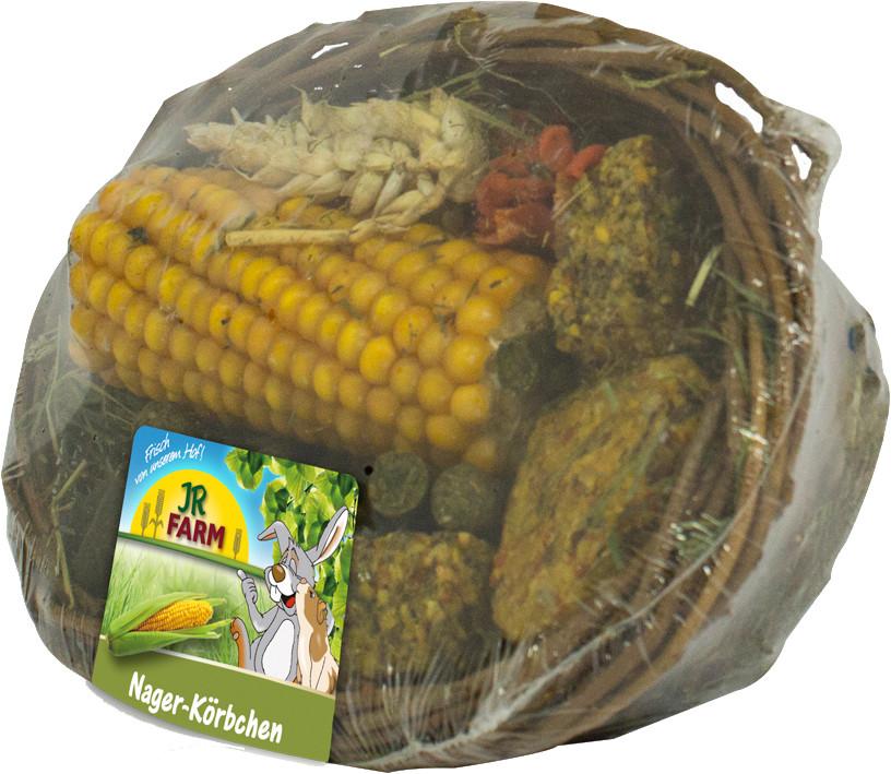 JR Farm knaagmandje 150 gr