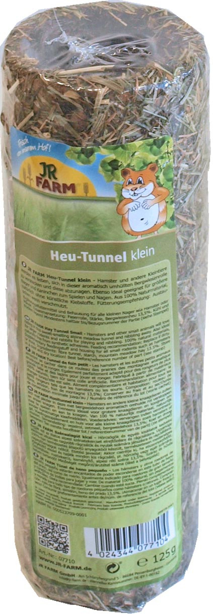 JR Farm hooitunnel klein 125 gr