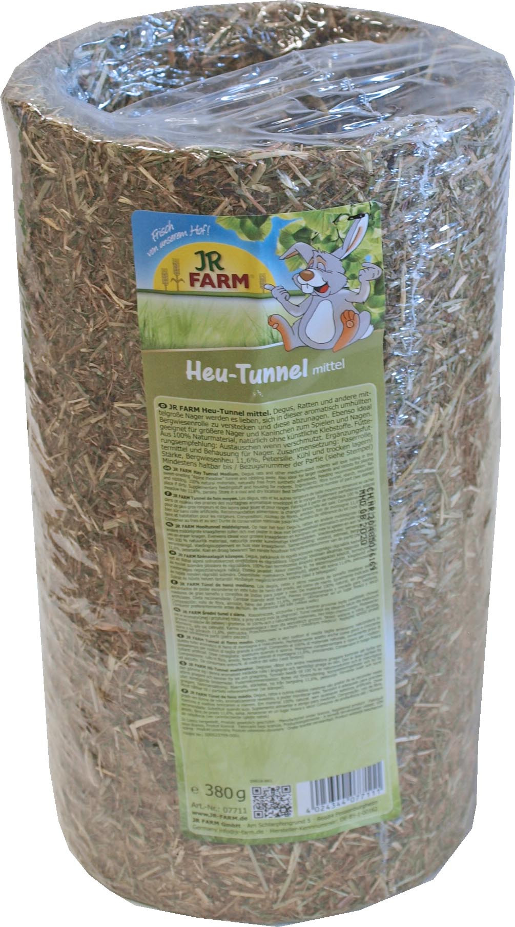 JR Farm hooitunnel middel 380  gr