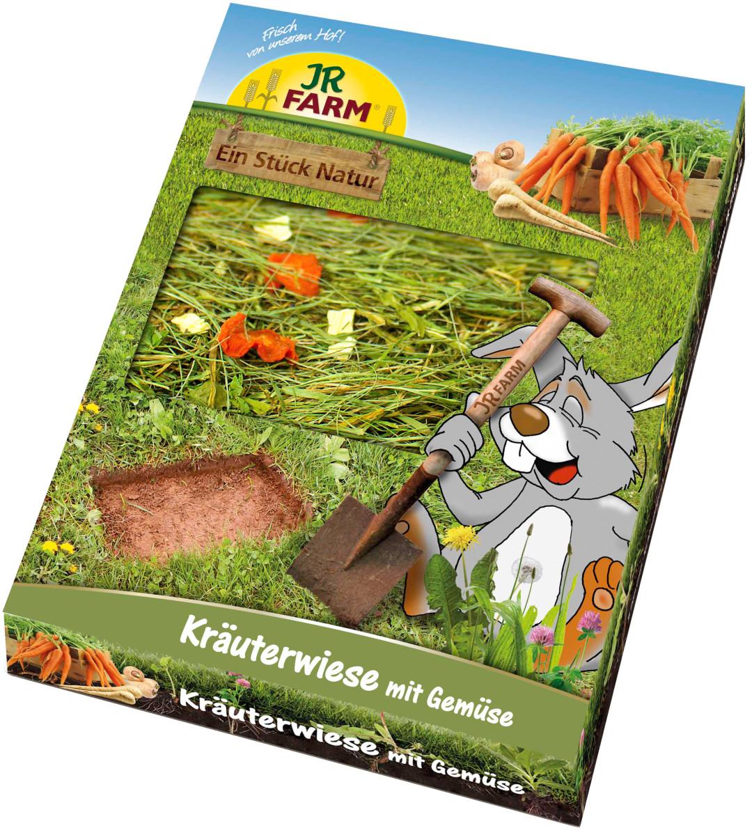 JR Farm kruidenweide met groenten 750 gr