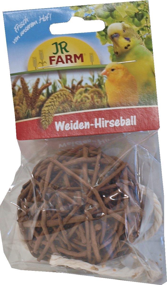 JR Farm wilgen gierstbal 25 gr