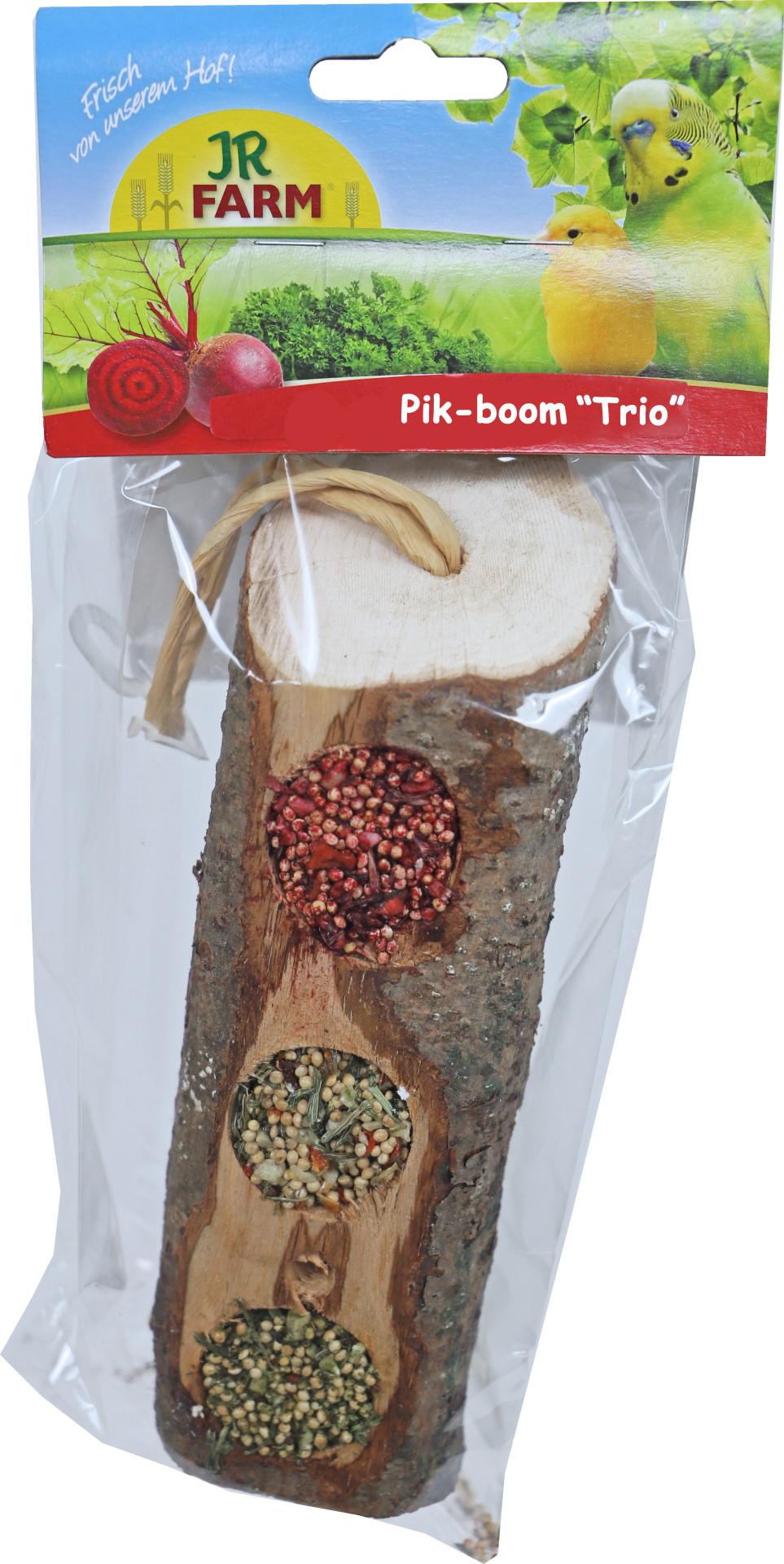 JR Farm pikboom Trio 200 gr