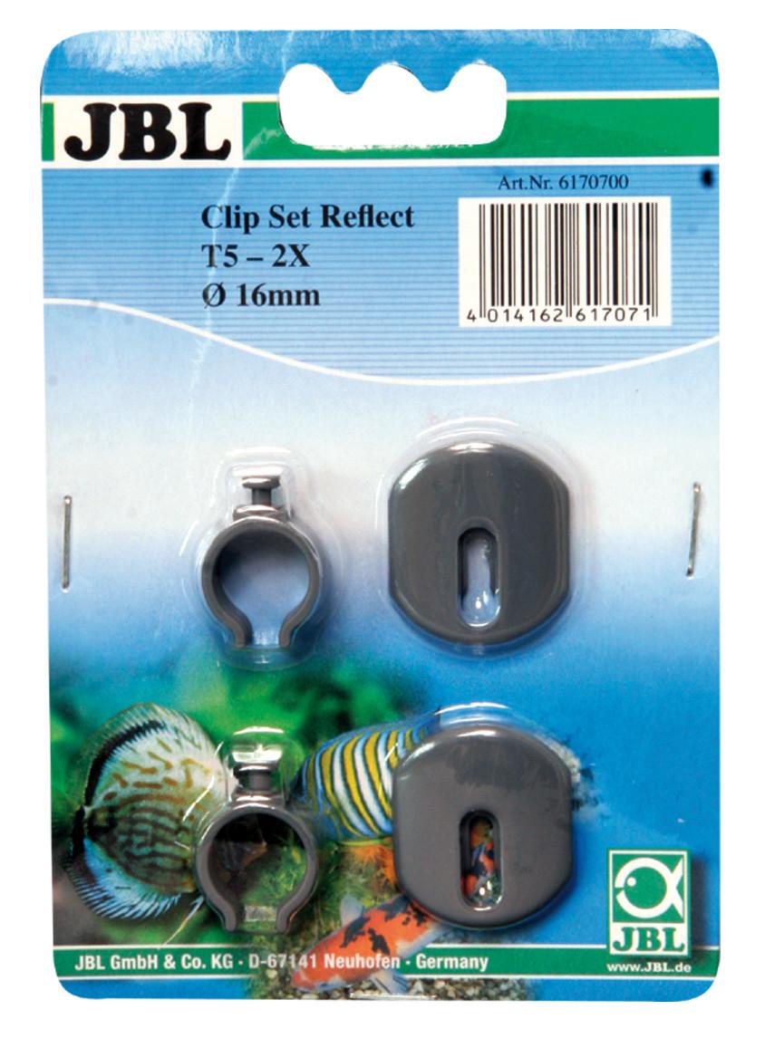 JBL Clip Set Reflect T5 16 mm 2 st