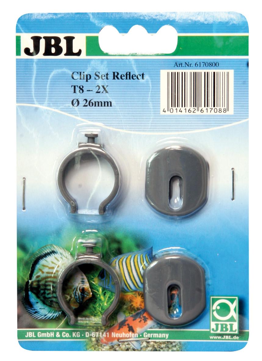 JBL Clip Set Reflect T8 26 mm 2 st