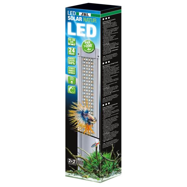 JBL ledverlichting Solar Natur 549/590 mm <br>24 watt