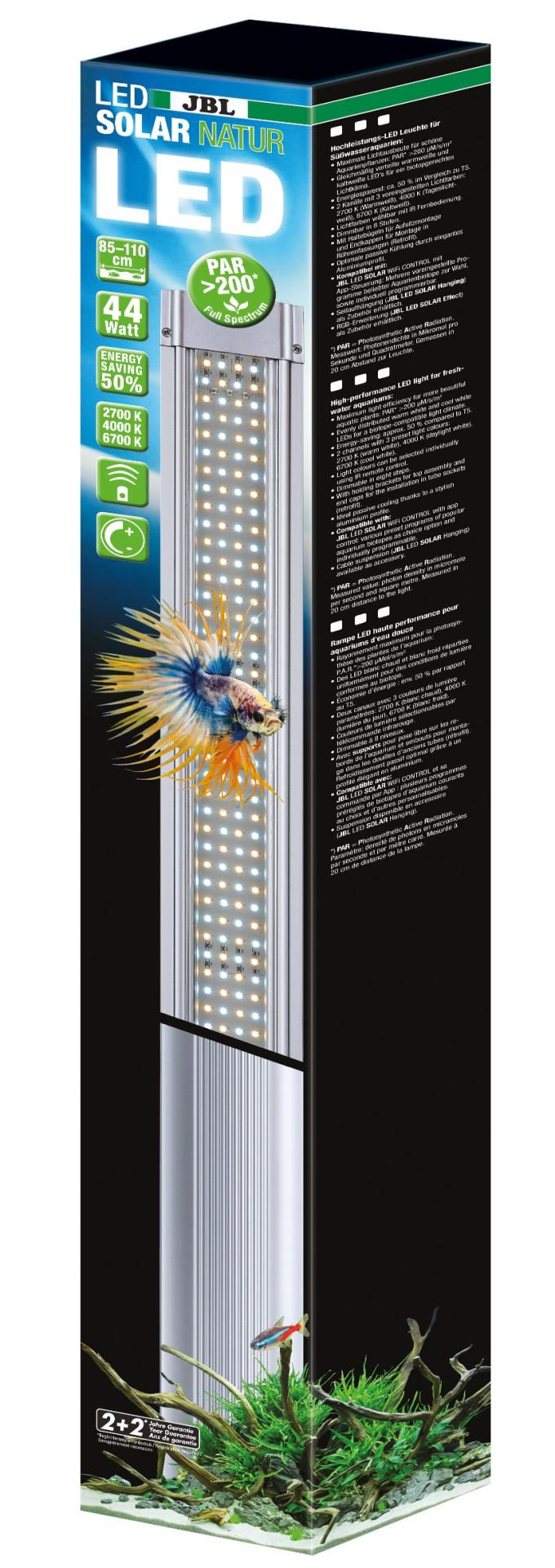 JBL ledverlichting Solar Natur 849/895 mm <br>44 watt